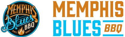 Memphis Blues BBQ footer logo